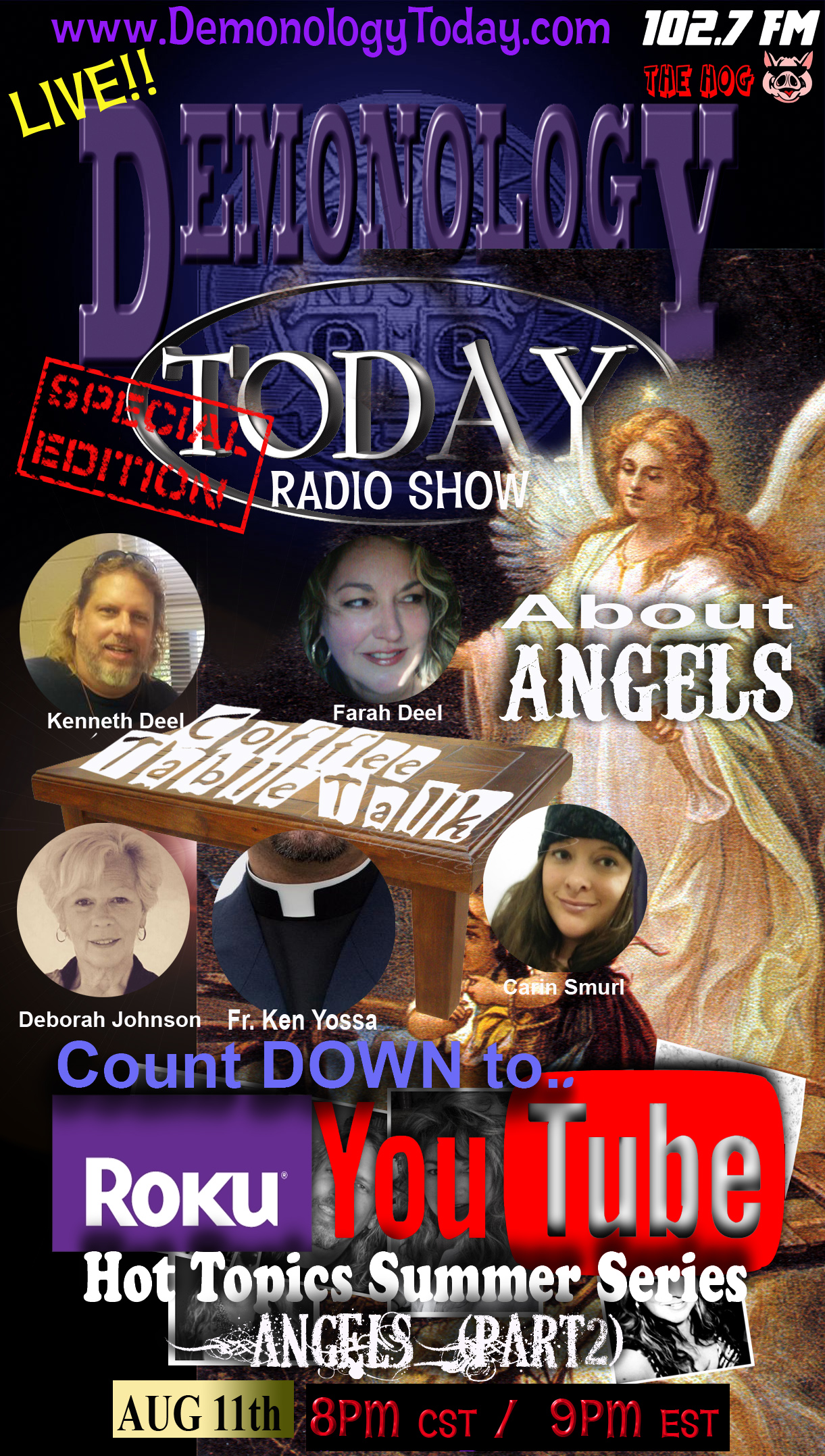 DTRADIO - Angels w/ Fr. Ken